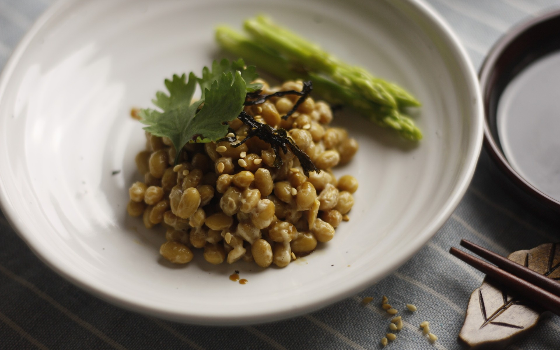 Natto Recipe - Japanese Fermented Soybean